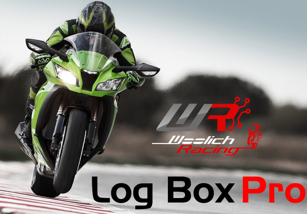 Woolich Racing Log Box Pro (Mitsubishi)