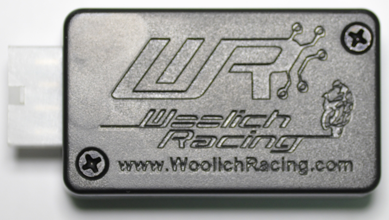 Woolich Racing - USB (Mitsubishi) back
