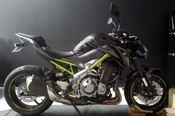 2017 2018 Kawasaki Z900