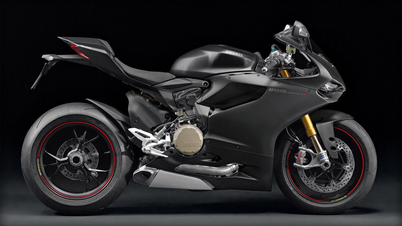Ducati Panigale Performance Parts