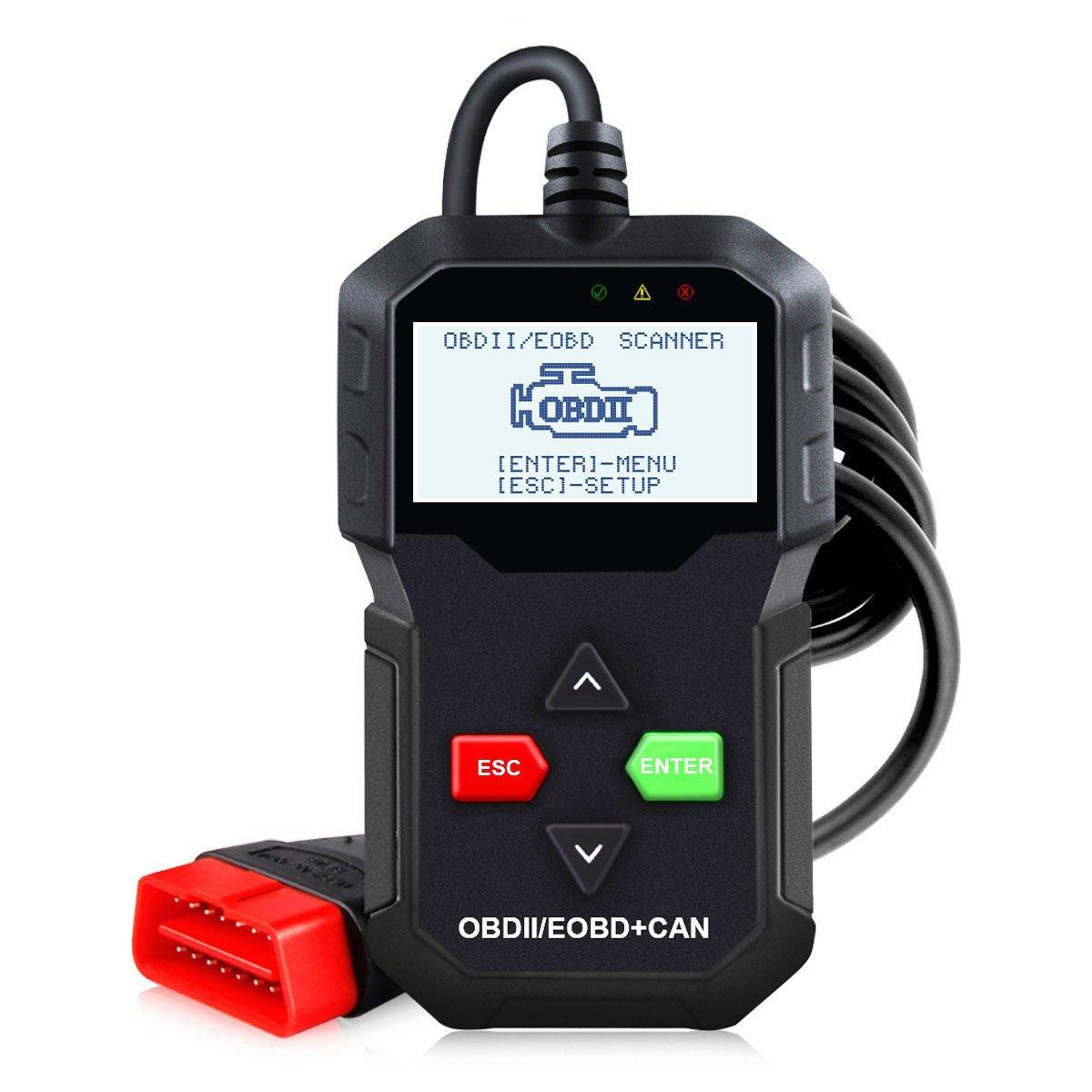 OBD2 Diagnostic Scanner (Basic)