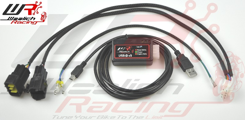 2007-2012 Suzuki B-King - USB (Denso) v3 Package