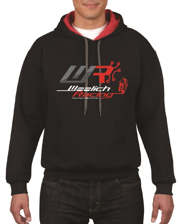 Woolich Racing Hoodie - Medium