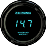 Zeitronix ZR-3 AFR Gauge - Blue LED